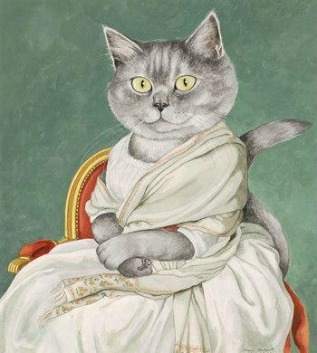 5 Les chats de Susan Herbert série 5 (32)