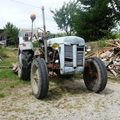 Trigavou - tracteur chez le vannier - 01