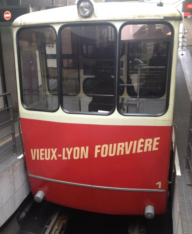 8-Funiculaire Lyon
