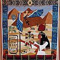 Deesse egyptienne