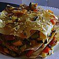 Lasagnes sans viande rouge