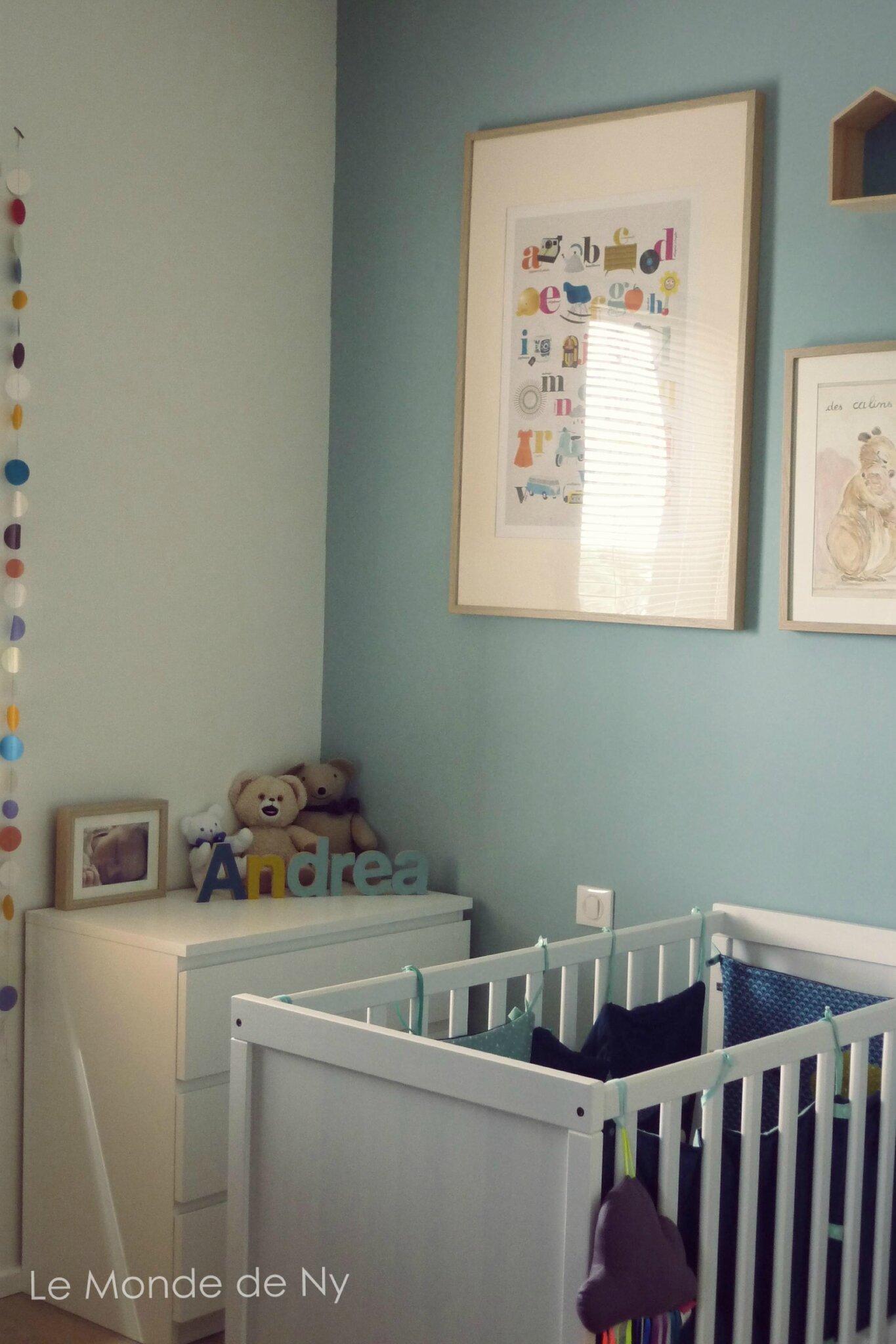 La chambre de Mini Ny Le Monde de Ny