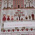 sampler family gros plan milieu