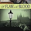 A flaw in the blood, de stephanie barron