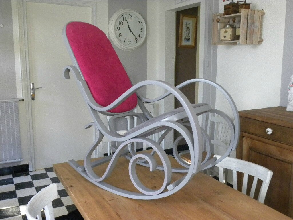 Mr Rocking Chair
