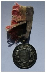 Médaille de Napoléon III - Courage et dévouement
