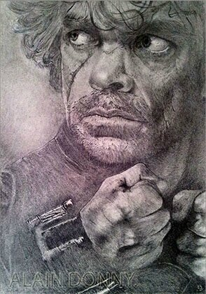 TYRION LANNISTER ( GAME OF THRONES )