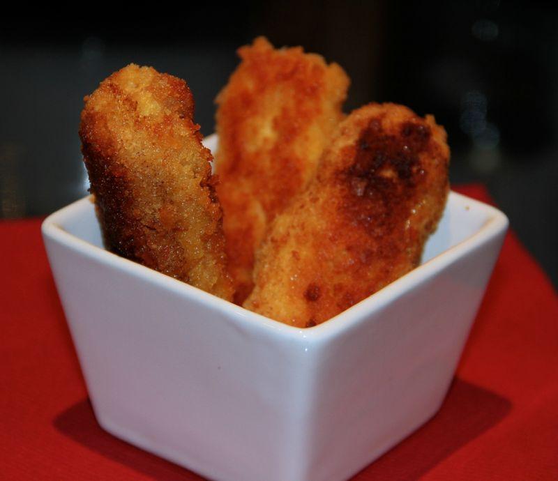 Nuggets de poulet crousti moelleux galilou cuisine - Cuisiner des blancs de poulet moelleux ...