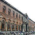 MILAN Ospedale maggiore de Filarete ou CaGranda ca 1460
