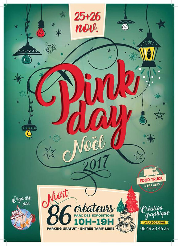 affiche pinkday hiver 2017