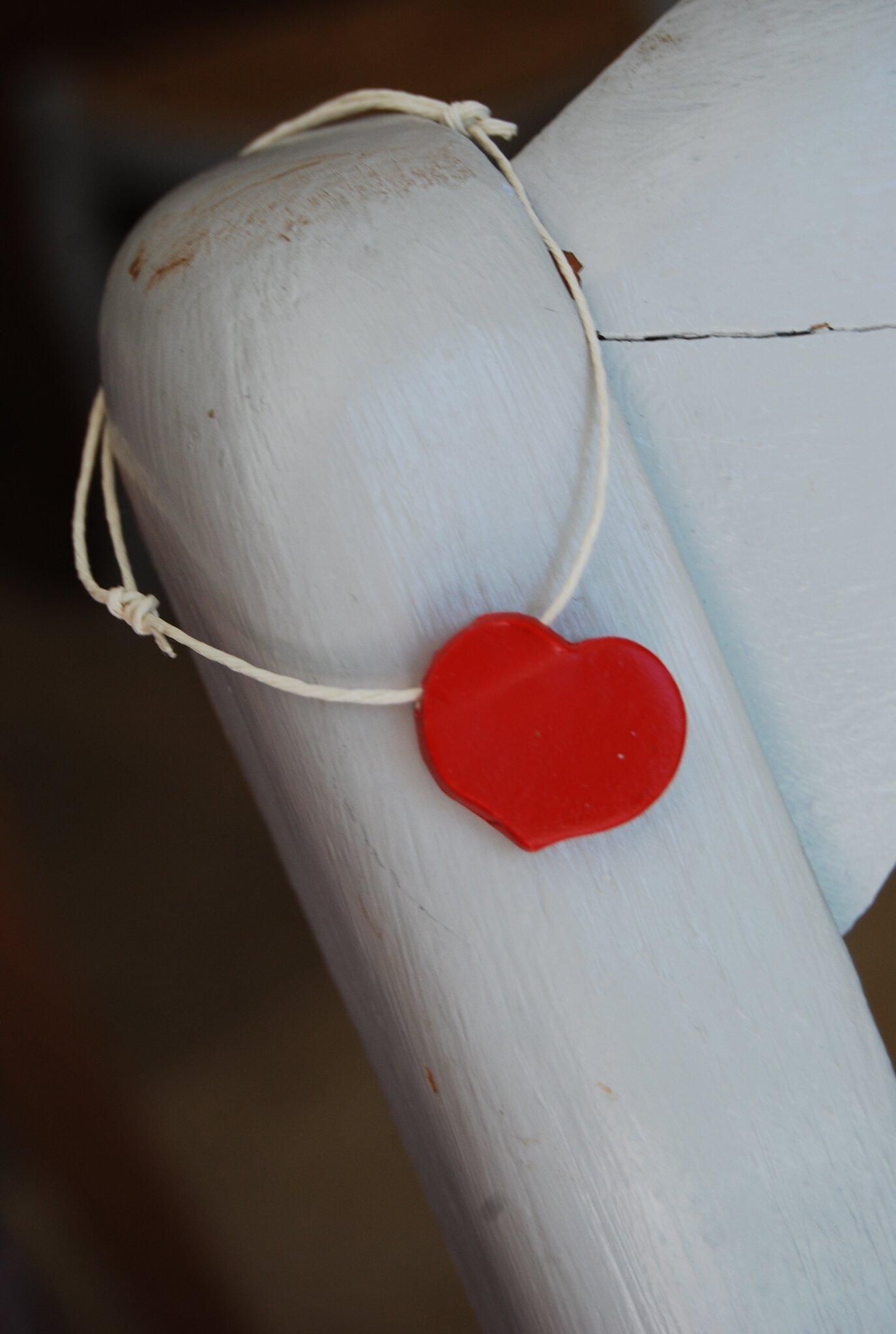 bracelet coeur (dispo)
