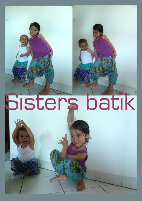 Sisters_Batik