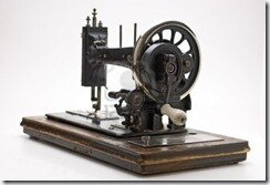 7842839-old-sewing-machine