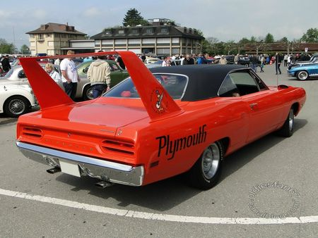 plymouth road runner superbird, 1970, osmt zug 2013 4