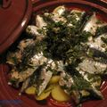 Tajine de sardines