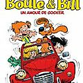 Boule & Bill : Un amour de cocker