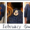 Lady February Sweater