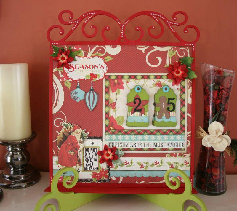 calendrier de l'avent SALC -26/11/2011