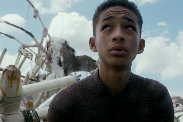 after earth streker