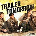 The maze runner : the scorch trials - first look on the set