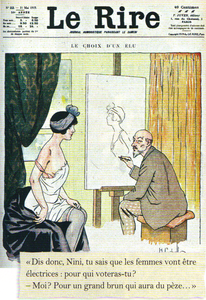 Le choix d'un élu en 1919