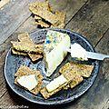 Le comptoir du samson et crackers au coques de cacao