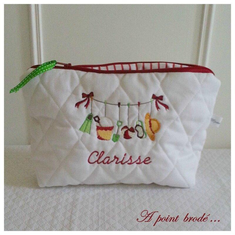 Trousse Clarisse