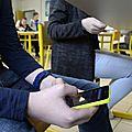 Les téléphones portables interdits à l'école et au collège dès la rentrée 2018, confirme blanquer