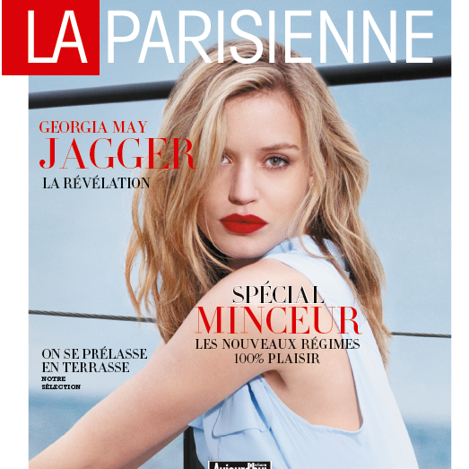 Parisienne avril 2015