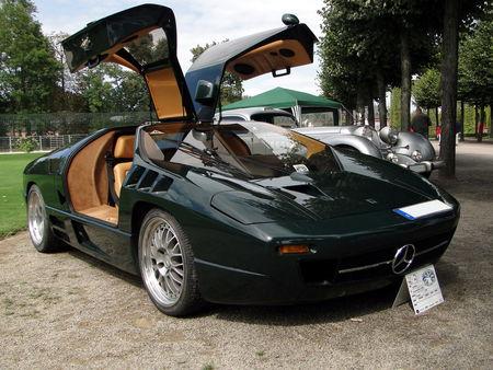 ISDERA Imperator 108i Coupe 1992 Classic Gala de Schwetzingen 2009 2