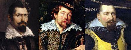 Pays-Bas 1607-1610