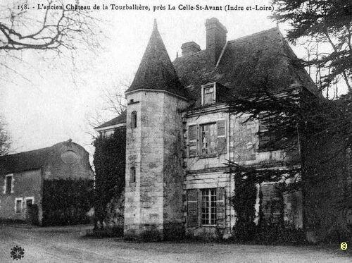 La Celle-Saint-Avant manoir La Tourballiere