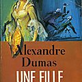 Une fille du regent - alexandre dumas