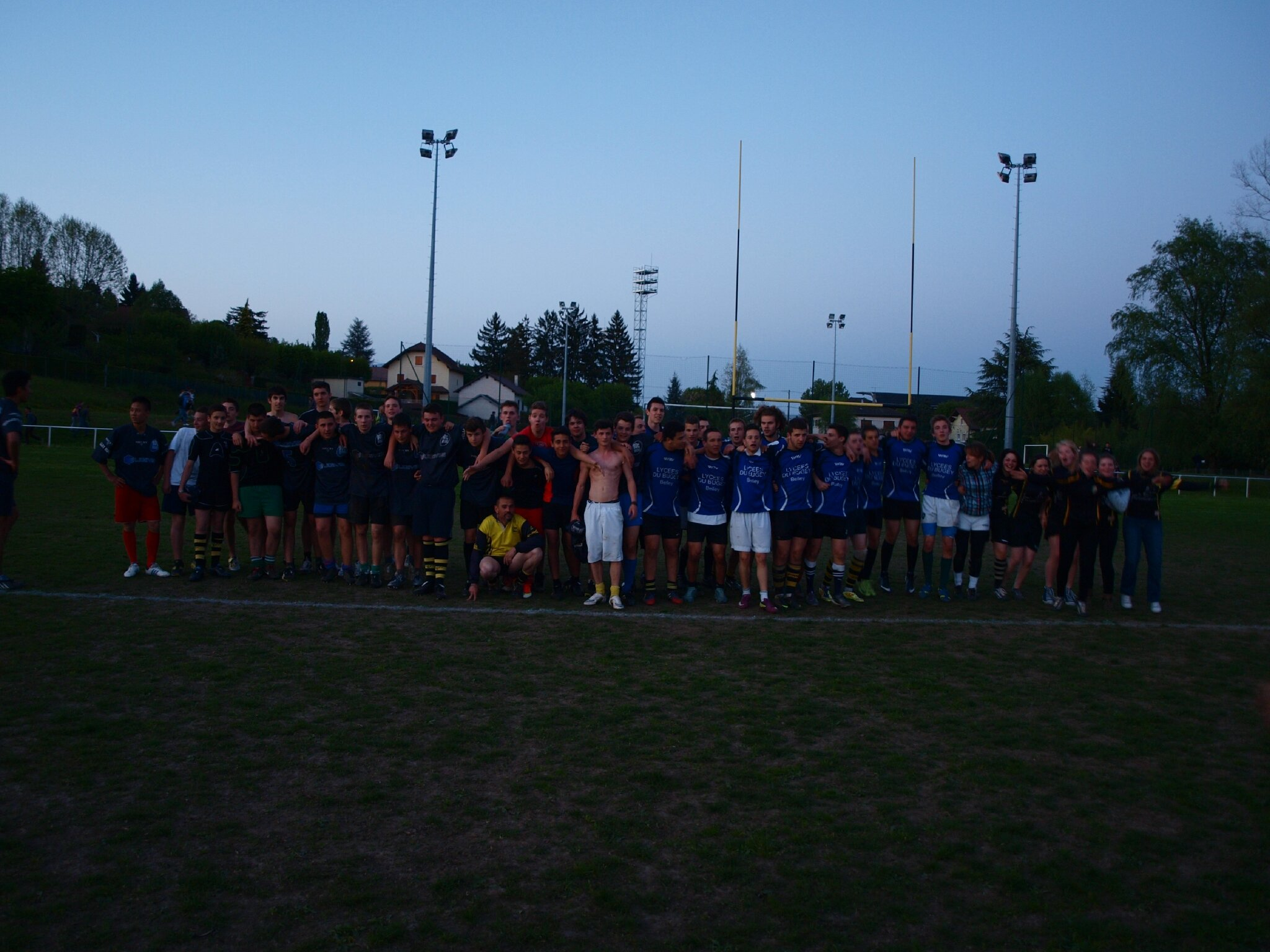 rencontre match rugby