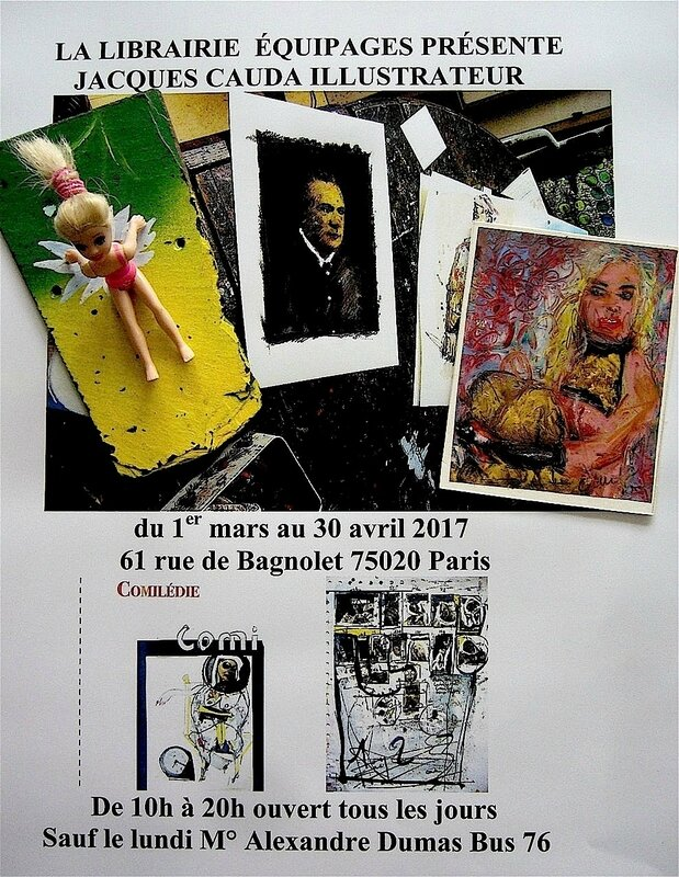 expo equipages