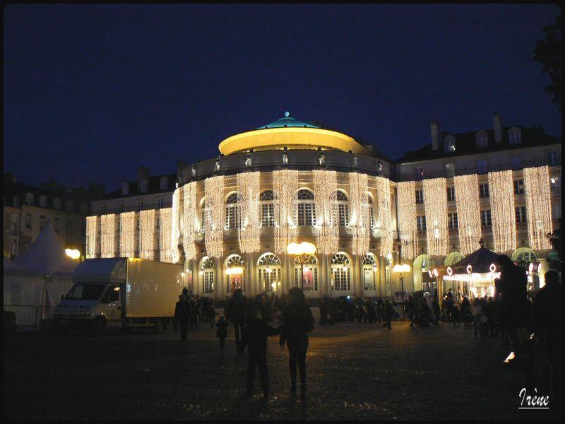 Théâtre illuminé 1