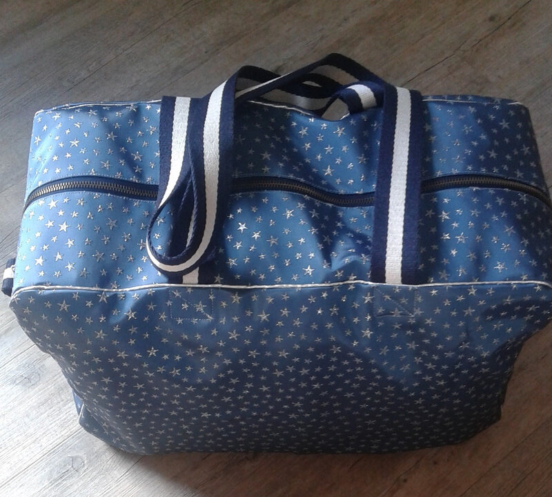 sac de voyage MC 2