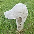 Chapeau du désert, 59 cm