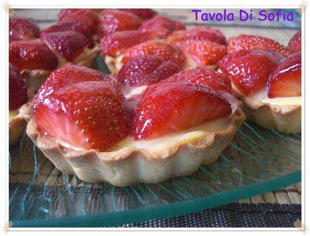Tartelettes_aux_fraises