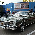 Mercury comet 4door sedan 1975