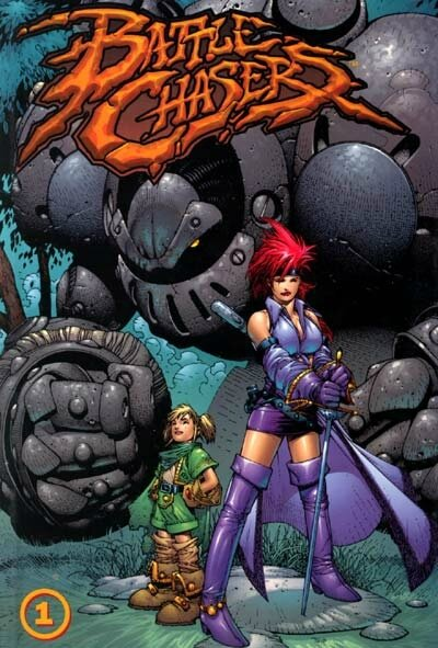 editions USA battle chasers 01
