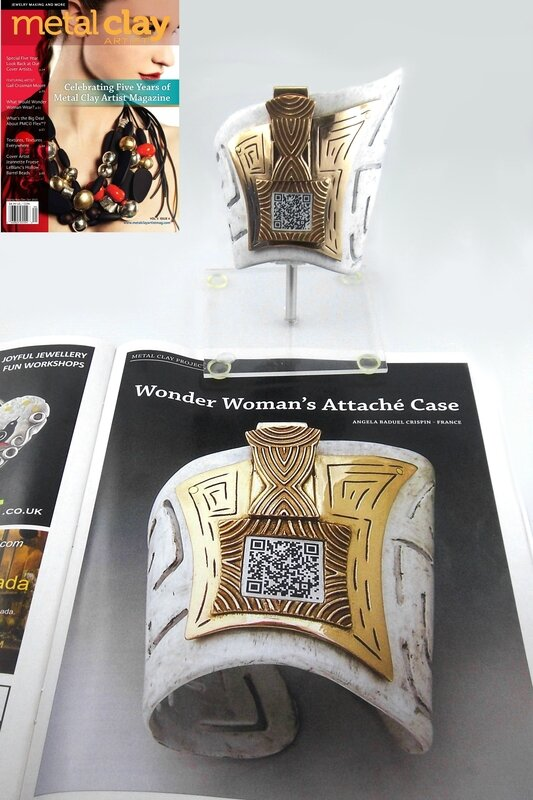 MCAM wonderwoman's attaché case-article-piece-cover