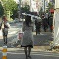 Soleil, peau blanche et ombrelle