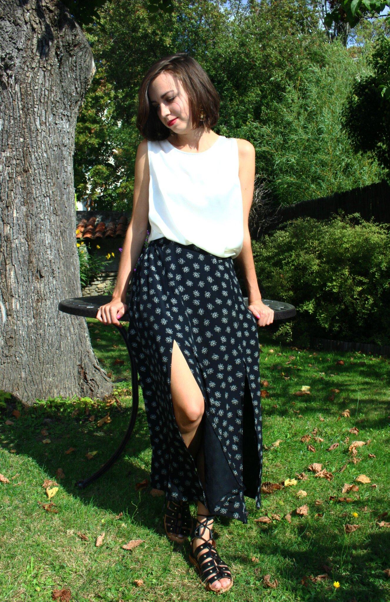 La jupe Manouche
