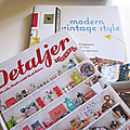 Slection livres  intrieurs & dco vintage 