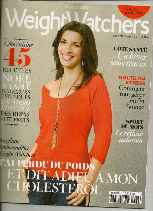 le magazine de novembre ma vie avec weight watchers. Black Bedroom Furniture Sets. Home Design Ideas