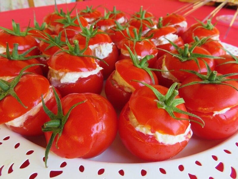 tomates thon