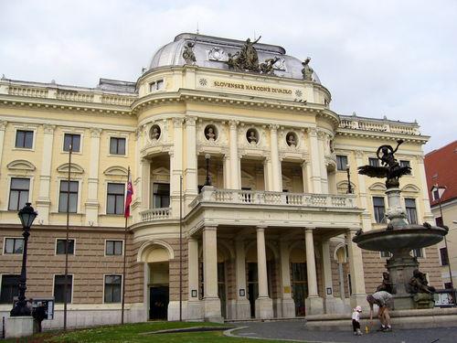 Théâtre, Bratislava
