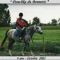 C- Douchka - Octobre 01