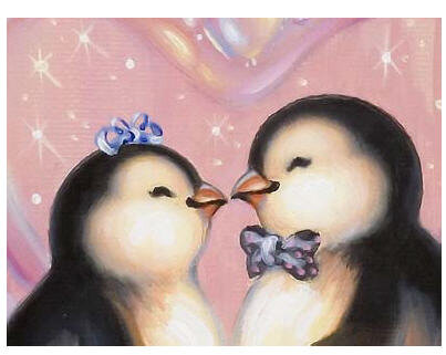 pingouins-modèle